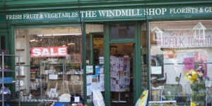 The Windmill Shop Heckington